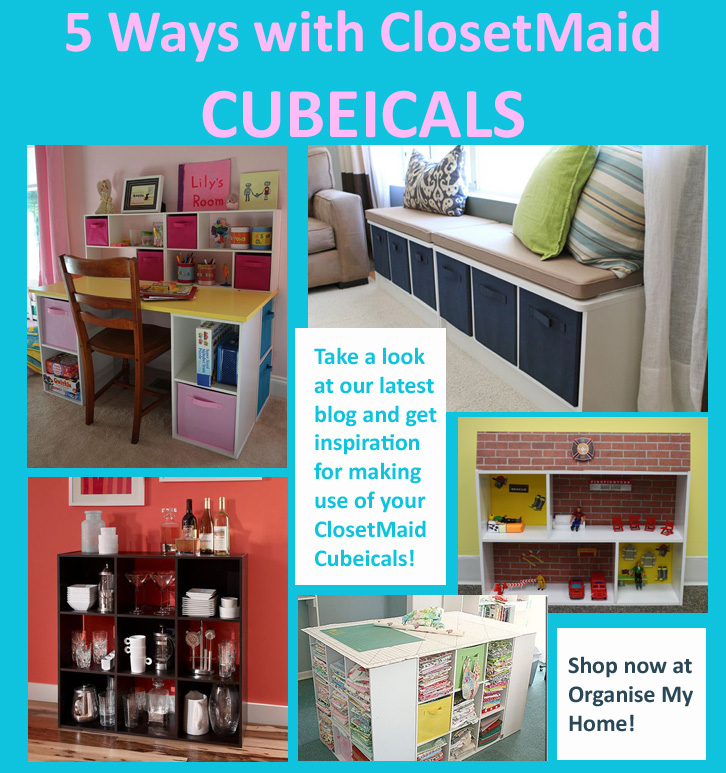 Good The Popular Cubeicals Range Is The Perfect Solution To Your Storage Needs  All Around The Home! Here We Explore Several Ideas Of How To Use Your  Cubeicals ...