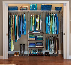 Maximise your closet with ClosetMaid's Closet Maximiser!