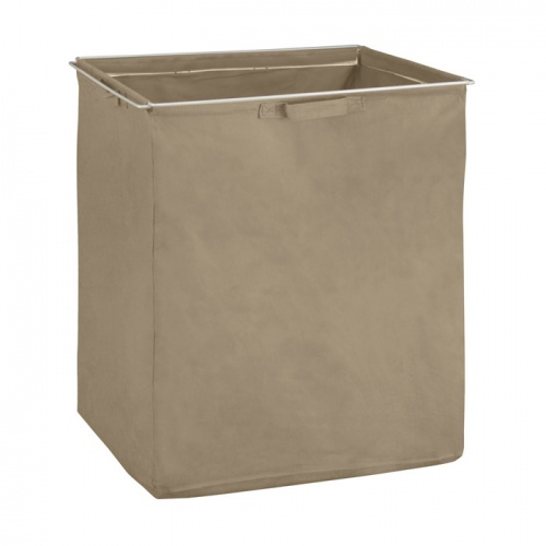 ClosetMaid ShelfTrack Fabric Laundry Hamper With Frame - 38114