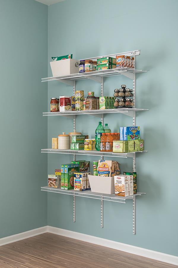ClosetMaid 4ft/ 1.2m Wide Pantry & Utility Organiser - 2845