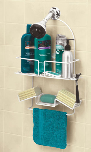 3426 Deluxe Shower Caddy