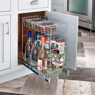 ClosetMaid 3 Tier Pull Out Basket