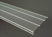 7318 - CloseMesh 16'' / 40.6cm Deep Shelving from