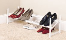 8111 - Stack and expand shoe rack