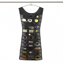 Little Black Dress Jewellery & Accessory Organiser