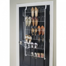 8040 - Over the door shoe rack