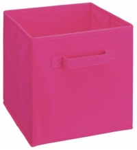 880 - Fuchsia Fabric Drawer