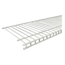 7310 - Linen 9'' / 22.86cm Deep Low Profile Shelving from