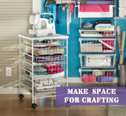Make Space For Crafting