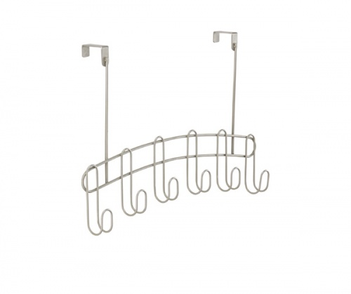 31226 - 6 Hook Over The Door Organiser