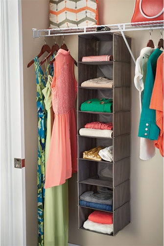 ClosetMaid 8 Shelf Hanging Organiser - 31454