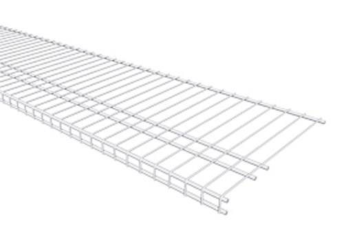 7320 - 'All Purpose' 16'' / 40.6cm Deep Low Profile Shelving - Available in 4', 6', 8' & 9' lengths