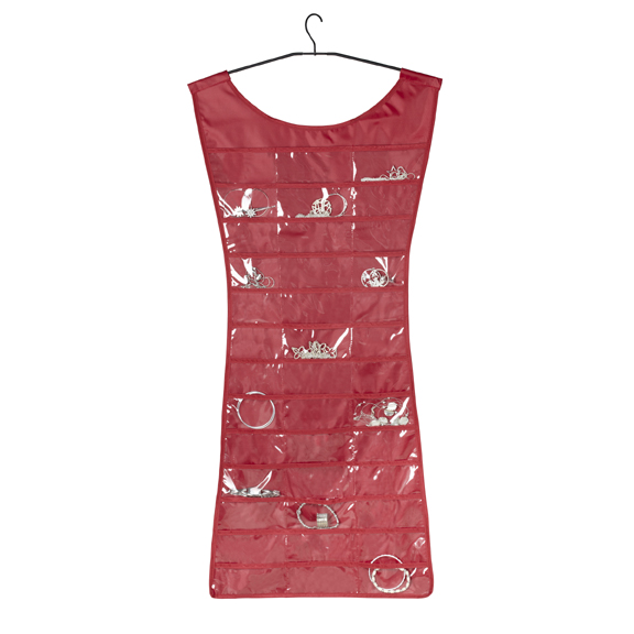 Little Red Dress Jewellery Amp Accessory Organiser
