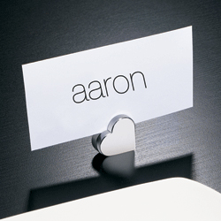 Salude - Place Card Holder