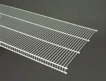 7403 - CloseMesh 20'' / 50.8cm Deep Shelving - Available in 4', 6', 8' & 10' lengths
