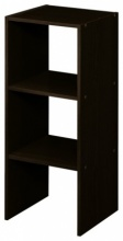 8956 - Espresso 31'' Tall Stackable Storage Unit
