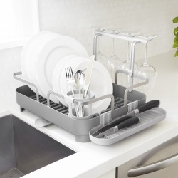 Holster Dish Draining Rack